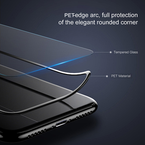 Image 2 - Baseus 0.3mm Screen Protector Tempered Glass For iPhone 12 11 Pro Xs Max X Xr Full Cover Protective Glass For iPhone 12 Pro Max