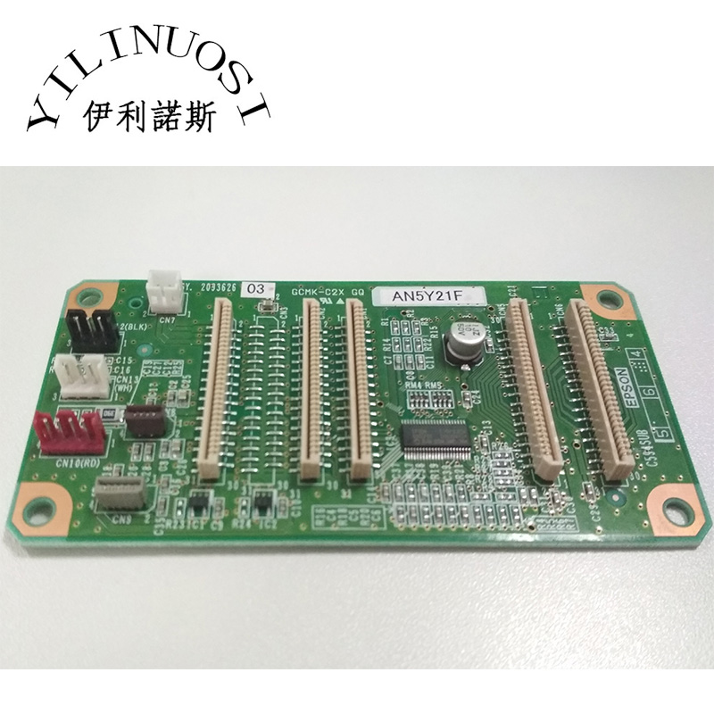 Original DX5 Stylus Pro 7880 CR Board printer parts dx5 stylus pro gs6000 two way valve assy printer parts