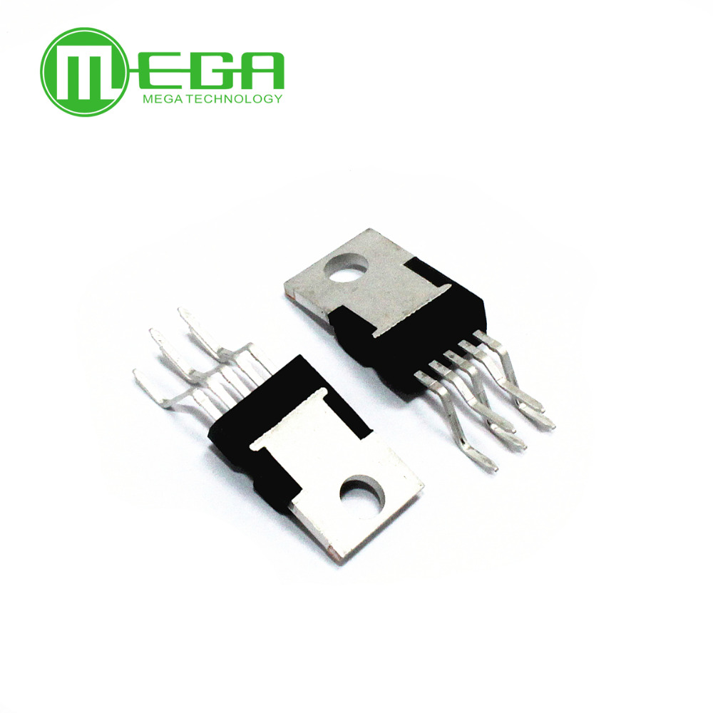 100 New Free Shipping 100pcs Tda2030a Tda2030 To 220 5 Ic A988 Regulator Volt 7805 World Electricity