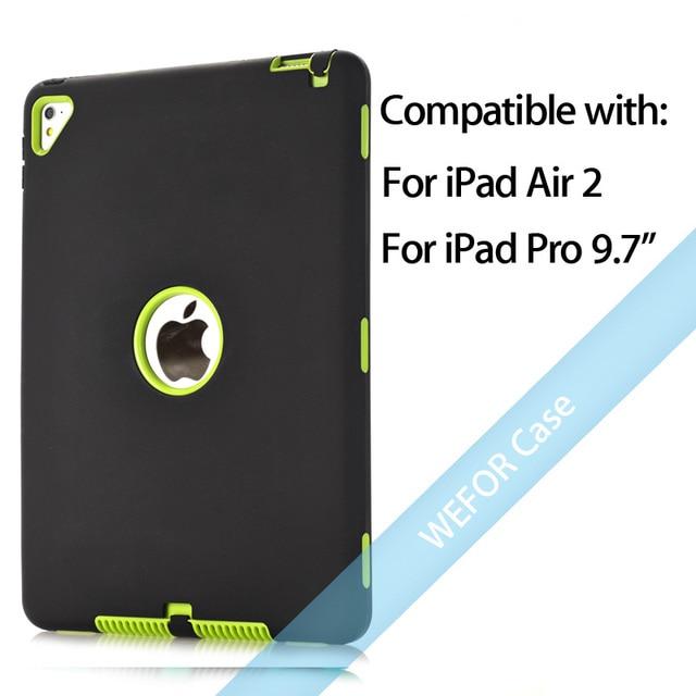 Black and Green Ipad pro cover 5c649ed9e3623