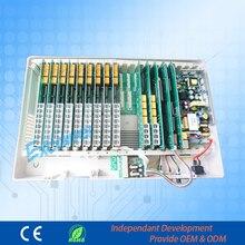 Офисным телефоном решение/CP1696-872 8 линии pstn 72 расширение/платежная программное обеспечение управления
