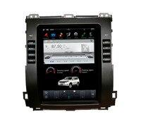 Tesla Style Android Car DVD Player for Toyota Prado 120 land cruiser 2002 2003 2004 2005 2006 2007 2008 2009 Lexu s GX470 GX 470