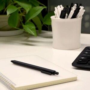 Image 2 - Kaco 펜 0.5mm 코어 내구성 서명 펜 리필 검정 잉크