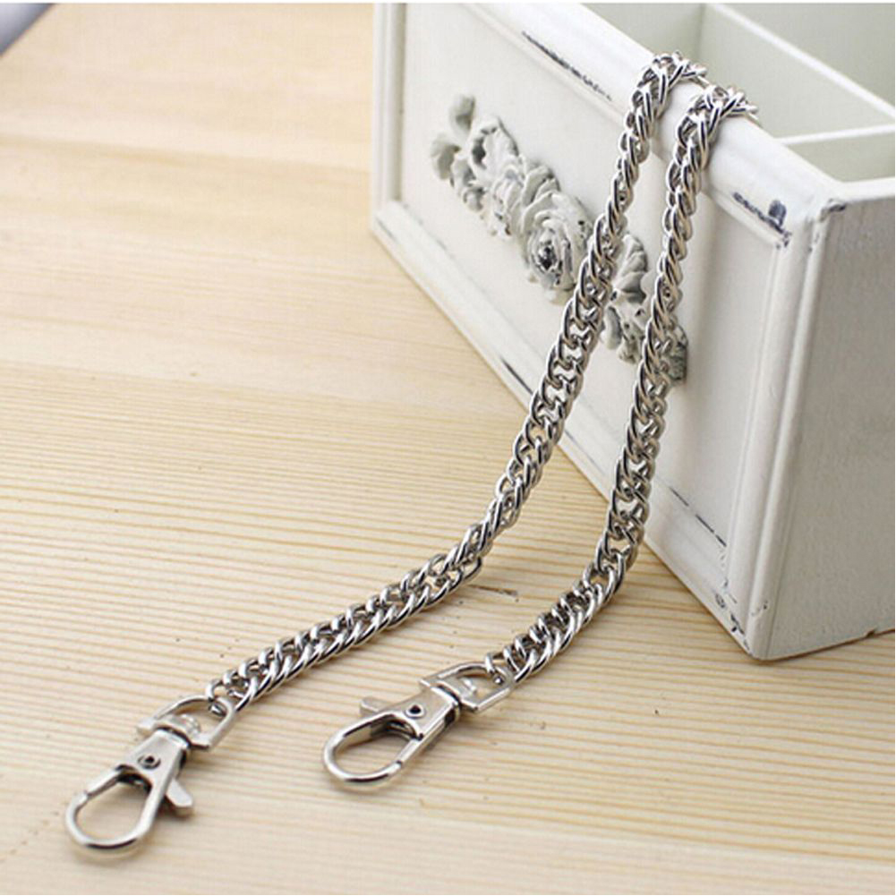 Bag Chain Metal Handbag Strap Durable Multi Use Handle DIY Long Hardware Fashion Purse Accessories Replacement Belt Gift