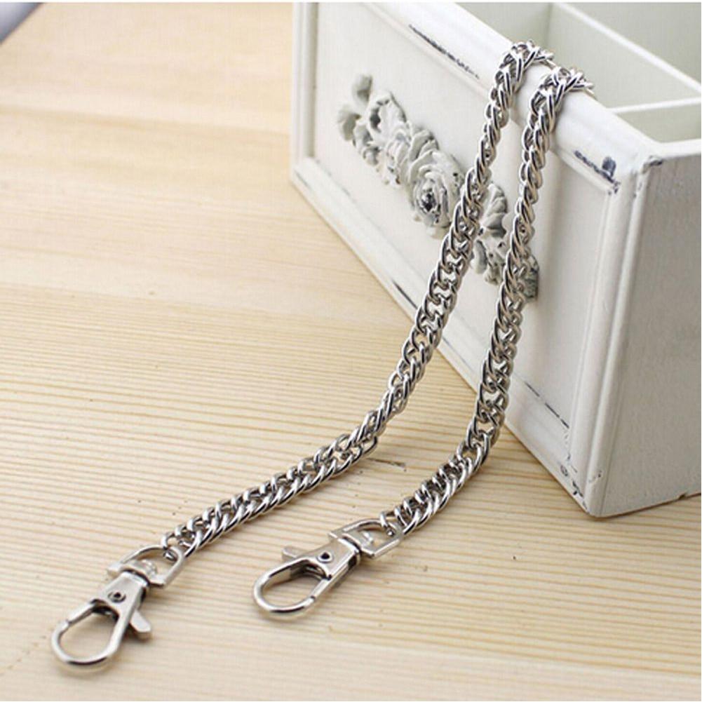 Bag Chain Metal Handbag Strap Durable Multi Use Handle DIY Long Hardware Fashion Purse Accessories Replacement Belt Gift