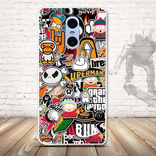 Pour Funda Xiaomi Redmi Note 4 Cas TPU Doux Téléphone Mobile cas de Couverture Arrière De Silicium Cas de Téléphone pour Xiaomi Redmi Note 4 Coque