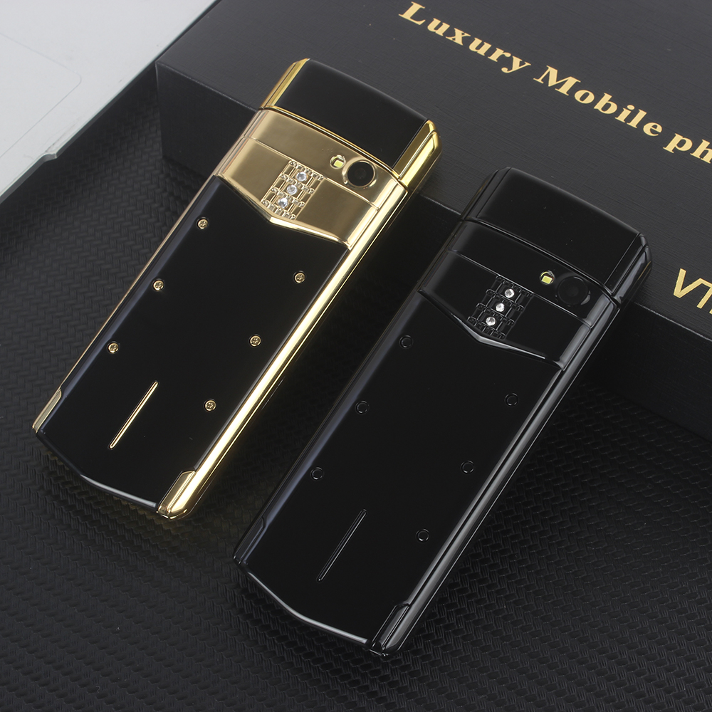 Image 5 - Luxury Phone Metal Body Cectdigi V05 Smallest Mini Dual Sim Filp Slide Mobile Phone Bluetooth Magic Voice Hebrew Russian Phone-in Cellphones from Cellphones & Telecommunications