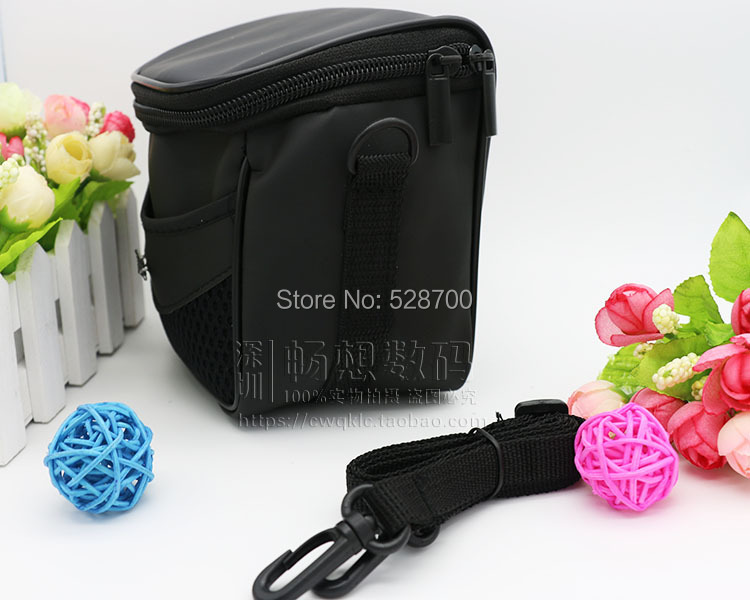 DSLR Digital Waterpro Camera Case Bag Shoulder Strap Lens bag For Nikon L820 L810 P520 P510 P500 L320 L820 L120