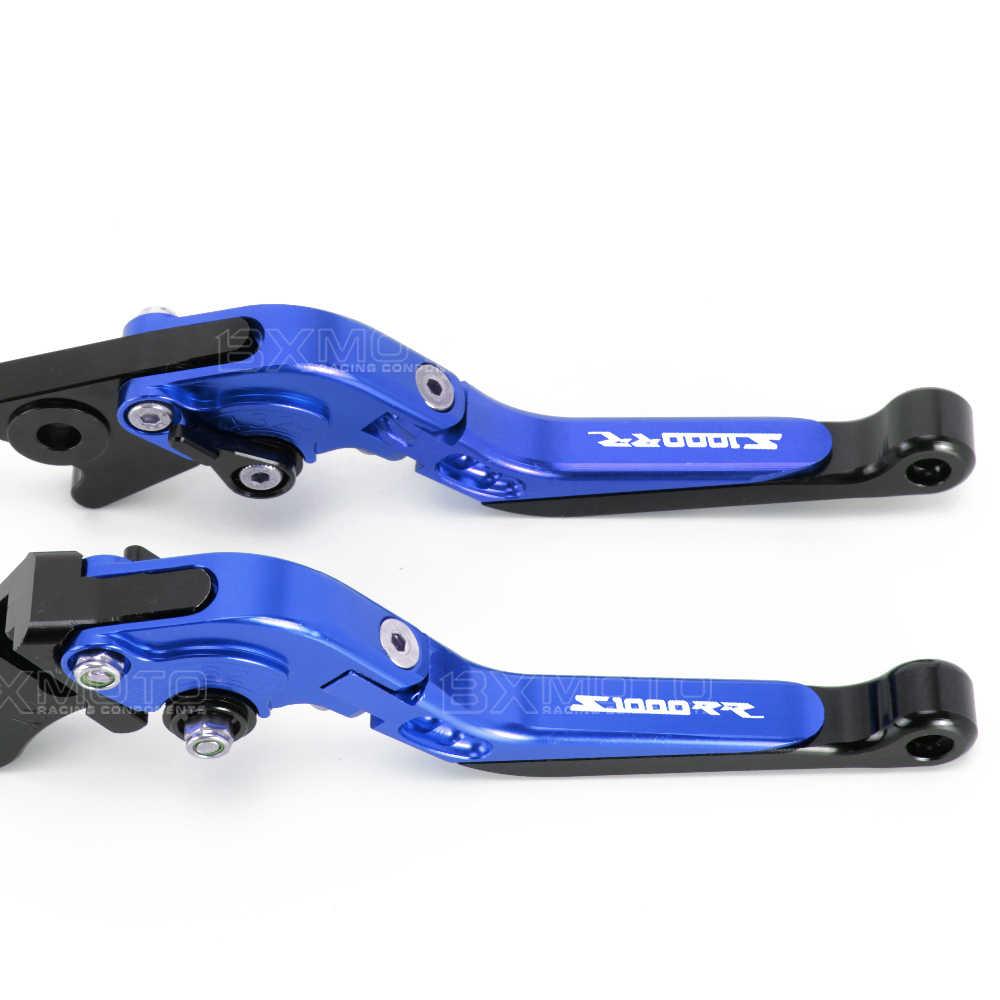 Для BMW S1000RR S1000R S 1000RR S 1000 RR S1000 RR R 2015 2016 аксессуары для мотоциклов регулируемые складные рычаги тормозного сцепления