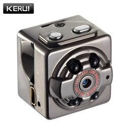 KERUI 1080 p Mini Câmera Infravermelha Da Visão Nocturna do IR DVR Mini DV Cam Motion Gravação De Voz Vídeo Filmadoras Mini SQ8 mini Câmera
