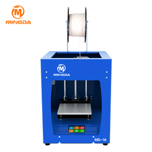 Impresora 3D Good Quality Fdm 3D Printing Machine Metal Frame 3 D Printer High-Tech Printer 3D Machine Md-16-25 3d printing molding machine f558 children handmade creative diy 3d printing modeling machine 4 1 5v