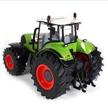 Горячая дистанционного управления автомобилем 1:16 моделирование большой беспроводной пульт дистанционного управления трактор сельскохозяйственный трактор с свет подарок на день рождения