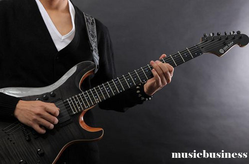 Electric guitars musical instruments smart guitars china for Luthier guitarra electrica