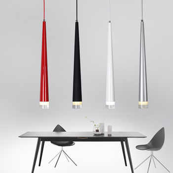 Modern Pendant Lights 3W LED Cone-shape Hanging Lamps for Restaurant/Living Room/Bar Lamparas Home Decoration Lighting Luminaire - DISCOUNT ITEM  66% OFF All Category