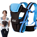 2-30 Months Breathable Multifunctional Front Facing Baby Carrier Infant Comfortable Sling Backpack baby seat Seasons Available