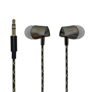 Image 3 - Qijiaguแฟชั่นสเตอริโอ 1.2Mสายหูฟังและโทรศัพท์ทั่วไปหูฟังเพลงหูฟัง