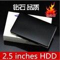 Hot! Original USB2.0 Disco rígido externo de 2 TB HDD Externo Dispositivos de Armazenamento Em Disco Disco 1 TB HDD Frete grátis