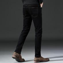 Mens Jeans Pantacourt Homme Pants Jean Hip Hop Skinny Ropa Hombre De Marca Men'S Classic Black Biker Spijkerbroek Mannen Fashion
