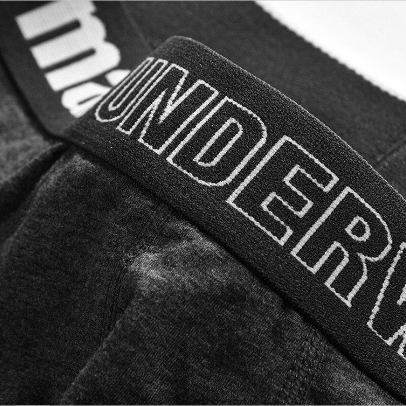 4pcs/lot Brand Boxers Men Shorts Mens Underwear Boxer Cotton Soft Hombres Boxeador Big Size High Quality Underpants U812