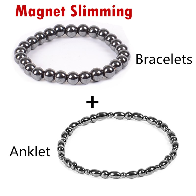 ankle mens on hematite best and pinterest anklets straps magnetic anklet images