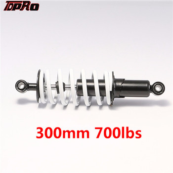 Top Quality Rear Shock Absorber Motorcycle 300mm Air Suspension Spring For ATV Buggy Pitbike