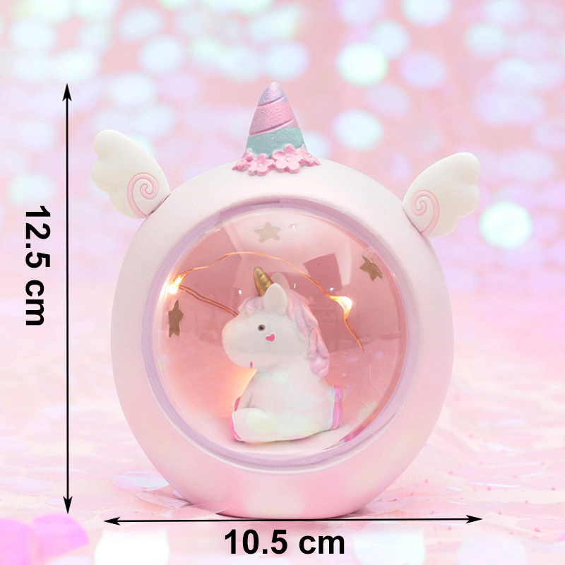 Kawaii Unicorn Night Led Lamp Limited Edition
