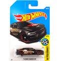 Новые Поступления 2017 Hot Wheels Черный 15 Dodge Charger SRT Металл Diecast Cars Коллекция Дети Toys Автомобиля Для Детей Juguetes