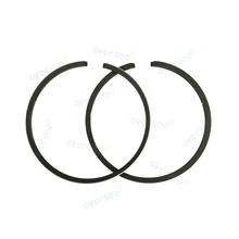 6G1-11610-00-00 Piston Ring Set For Yamaha 6HP 8HP Outboard Engine Boat Motor aftermarket Parts 6G1-11610
