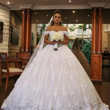 kejiadian Gorgeous Wedding Dress ball gown Bridal Gowns