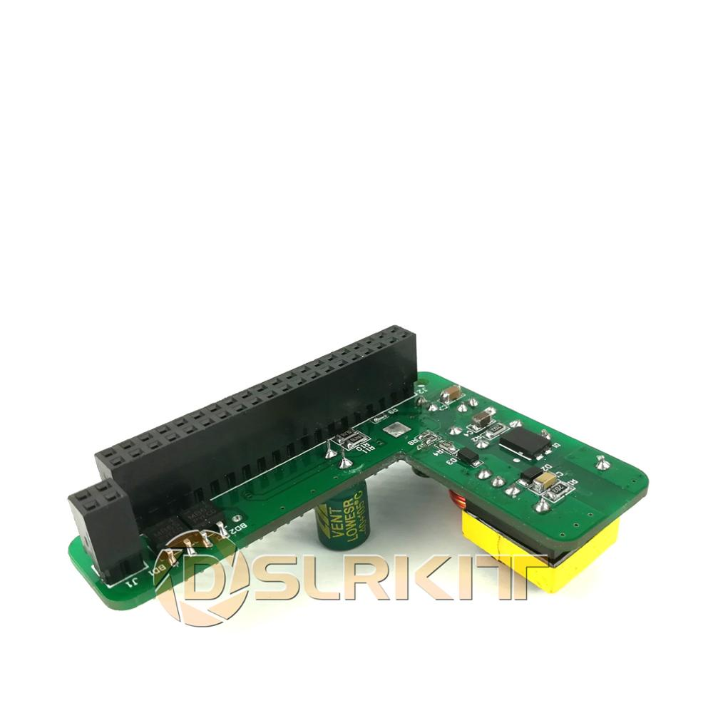 cheapest DSLRKIT Raspberry Pi 4 4B 3B  3B Plus Power Over Ethernet PoE HAT IEEE802 3af DC 5V 2 5A