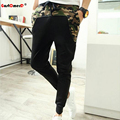 Patchwork Camouflage Harem Pants Skinny Mens Joggers Sweatpants For Men Leisure Military Long Pants Men Pantalones Hombre