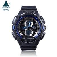 2017 Nowe Przyjście Podobne Produkty Trendów Dropshipping męska Zegarek Wojskowy Cyfrowy Wyświetlacz Data Zegarki Sportowe relógio masculino