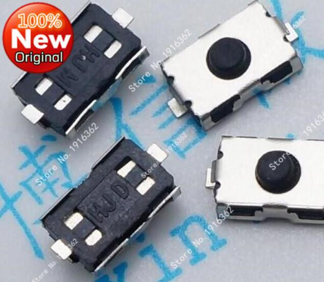 always Off Switch Objective 1000pcs/lot Smd Push Button Switch 3x6x2.5mm Microswitch Soft Gel Button Nomally Closed To Ensure A Like-New Appearance Indefinably