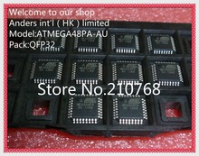 100 stks/partij ATMEGA48PA AU MEGA48PA AU ATMEGA48PA ATMEGA48 TQFP32
