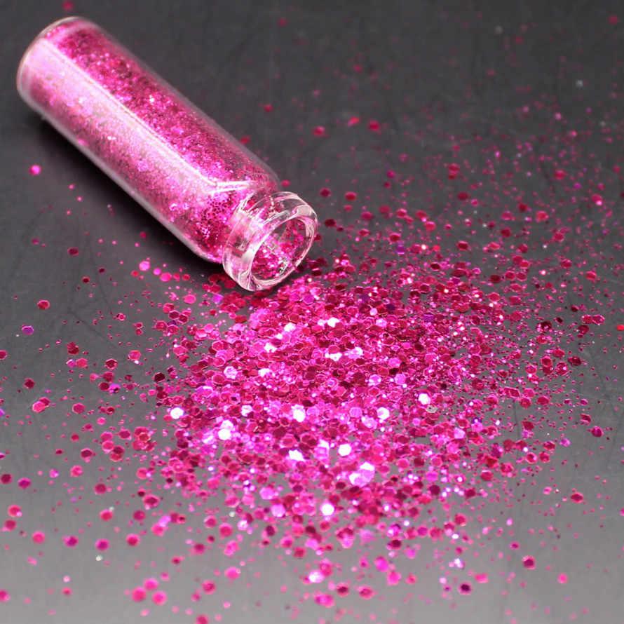 1 garrafa de luz ouro holográfica lantejoulas brilho shimmer diamante olho pele brilhante highlighter rosto glitter festival maquiagem shinning