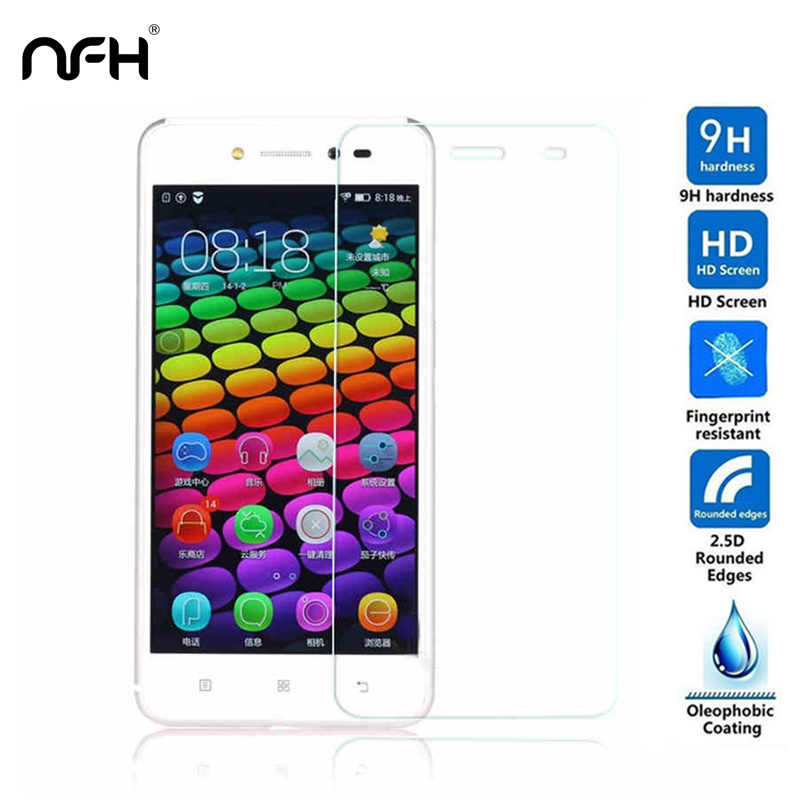 NFH Screen Tempered Glass for Lenovo S90 S90T S90A S90U Screen glass explosion - proof membrane 9H 2.5D Film for Lenovo S 90