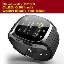 Best Smartwatch Bluetooth 4.0 WristWatch for Android Smart Phone Watch Brand Men 2015 Smartwatch With Pedometer/Anti lost