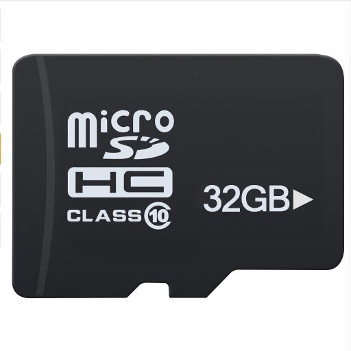 Rikovos Professional 32/64Gb Micro Sd Card For 720P 960P 1080P IP Cameras For Local Video Storage