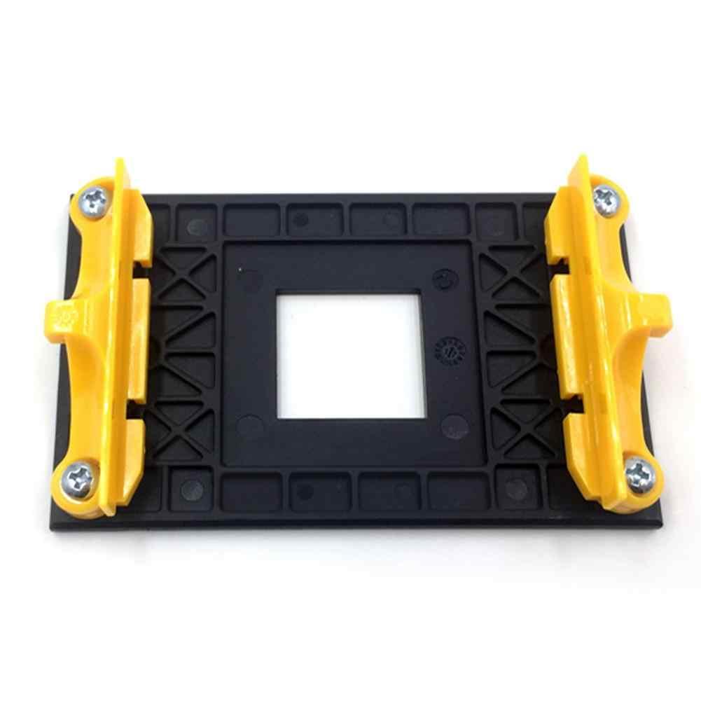 Mount Braket Belakang Piring AMD Ryzen Socket AM4 CPU Fan Cooler Heatsink Radiator Kualitas Baik