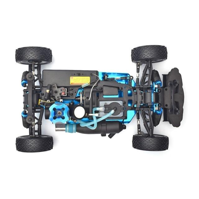 HSP Rc 1/10 4wd Nitro Gas Power Off-road car