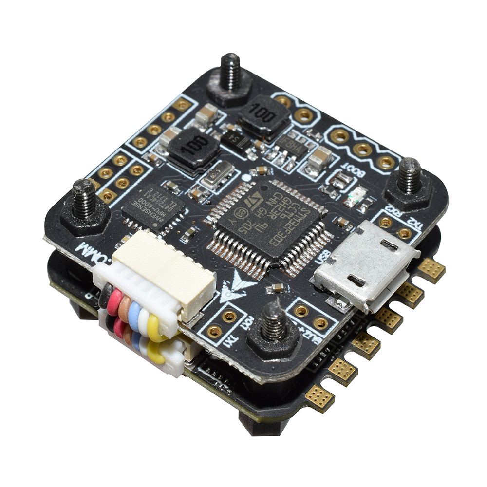 Omnibus BF F3 Flytower Integrated OSD With 4-in-1 BLHeli-S 2-3S 20A DShot ESC Education Toy Baby Toys & Games Children все цены