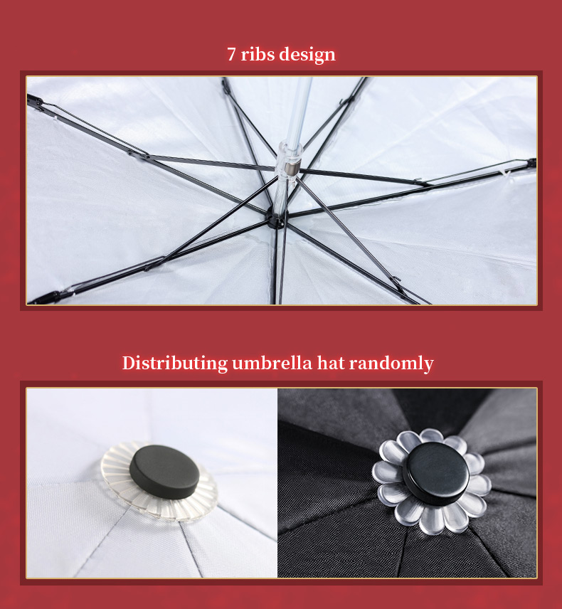 [Fate Stay night]Anime Folding Umbrella FSN FGO Rain Women Anti UV Parasol Manga Role Tohsaka Rin Archer Saber Cosplay Gift