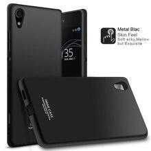 СПС Sony Xperia XA1 силиконовый чехол IMAK ударопрочный серии мягкий чехол для Sony Xperia XA1 5.0 дюймов