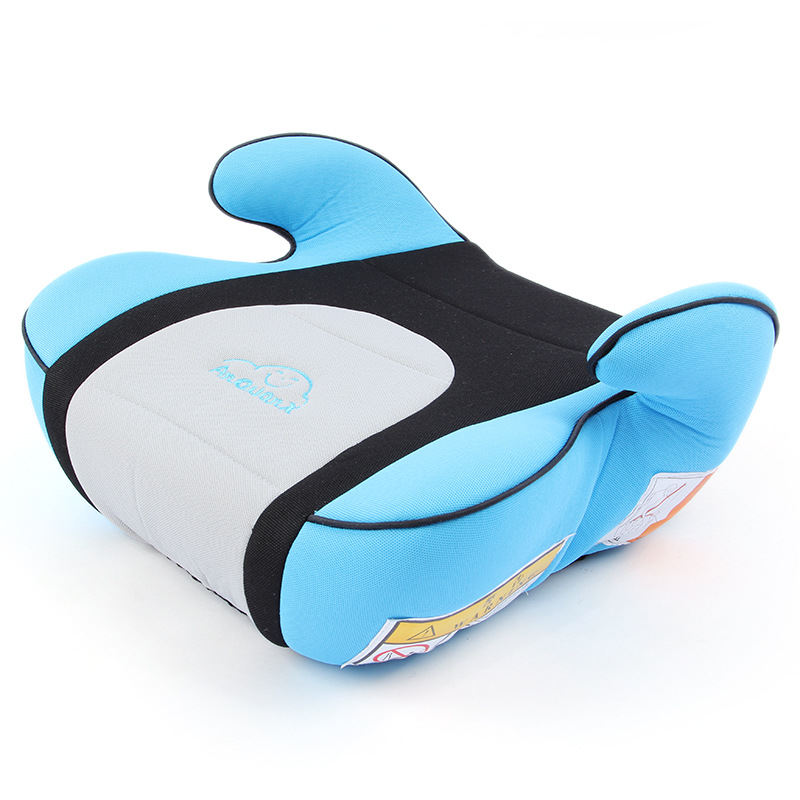 3 12 years old child kids soft baby safety booster seat mat portable auto height increase seat. Black Bedroom Furniture Sets. Home Design Ideas