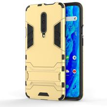Oneplus 7pro Case For Oneplus 3T 5 5T 6 6T 7 Pro oneplus 6 T 7 Cover Silicone Shockproof Protection PC+TPU Armor Back Phone Case