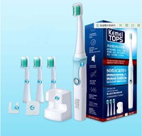 New Rechargeable Sonic Electric Toothbrush Professional Wireless Charge Ultrasonic Rotary Kids Adults Teeth Brush Tooth 220V