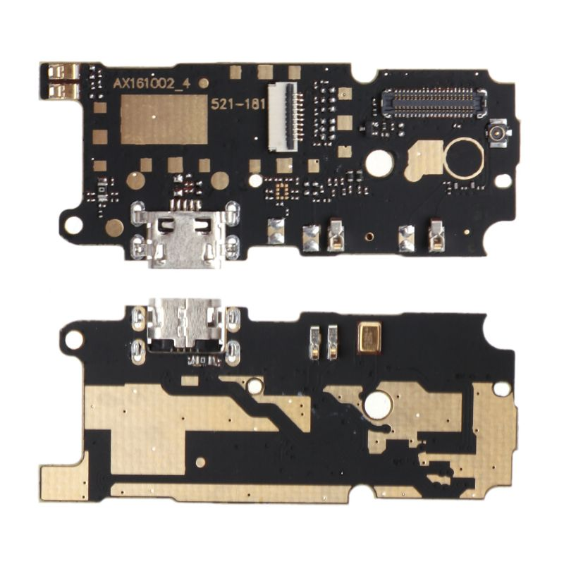 Flex Cable USB Port Charger Dock Plug Connector Charging Port Board Tail Wire Replacement For Xiaomi Redmi Note 4