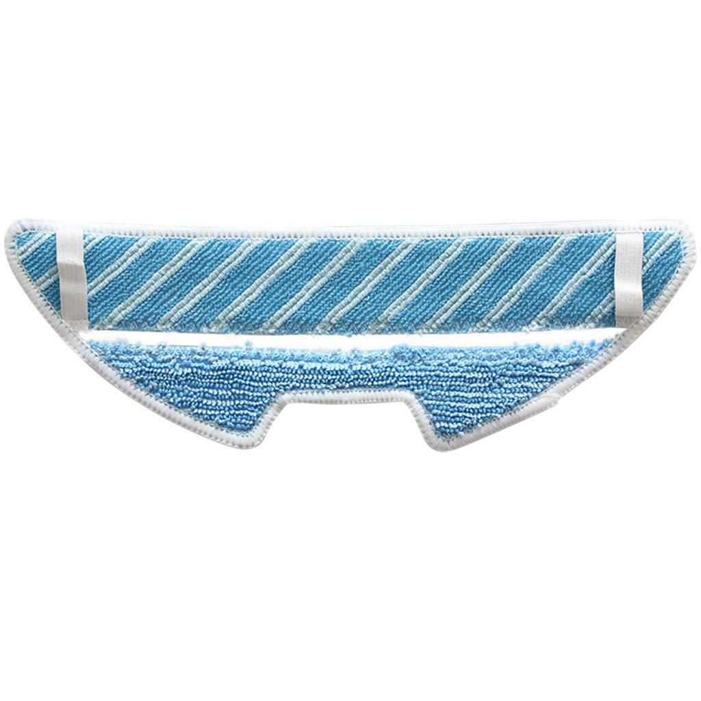 Cleaner Mop Cloths for Conga Series 1290 1390 Vacuum Robot Accessories in Vacuum Cleaner Parts from Home Appliances