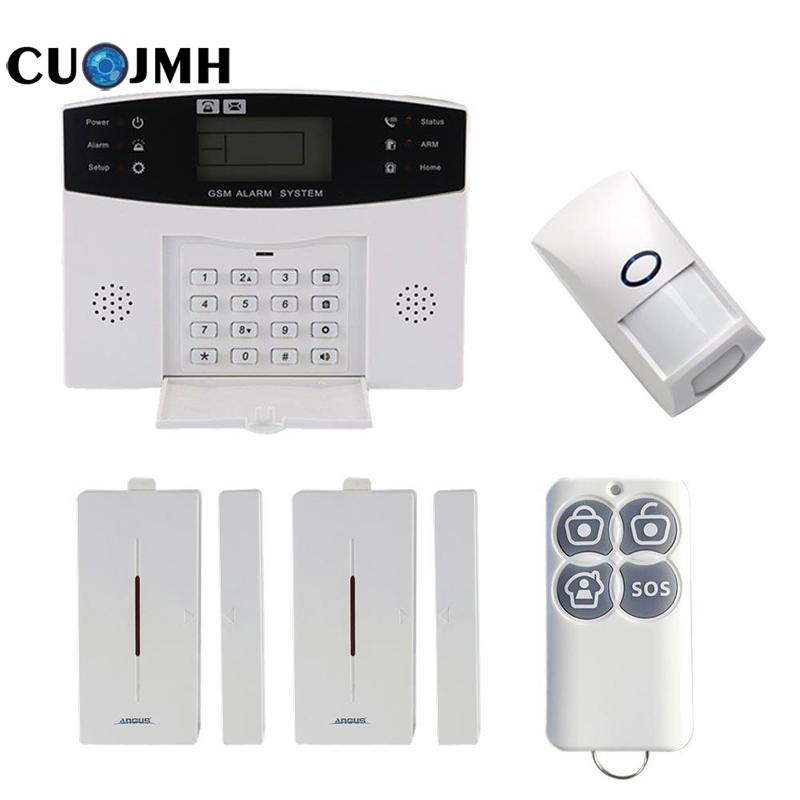 Ios Android App Control Wireless Home Security Gsm Alarm System 110db Lcd Display Gsm Alarm Voice Telephone Remote Control Alarm fyscope 2 0mp hd digital microscope camera vga usb av video output for industry pcb lab