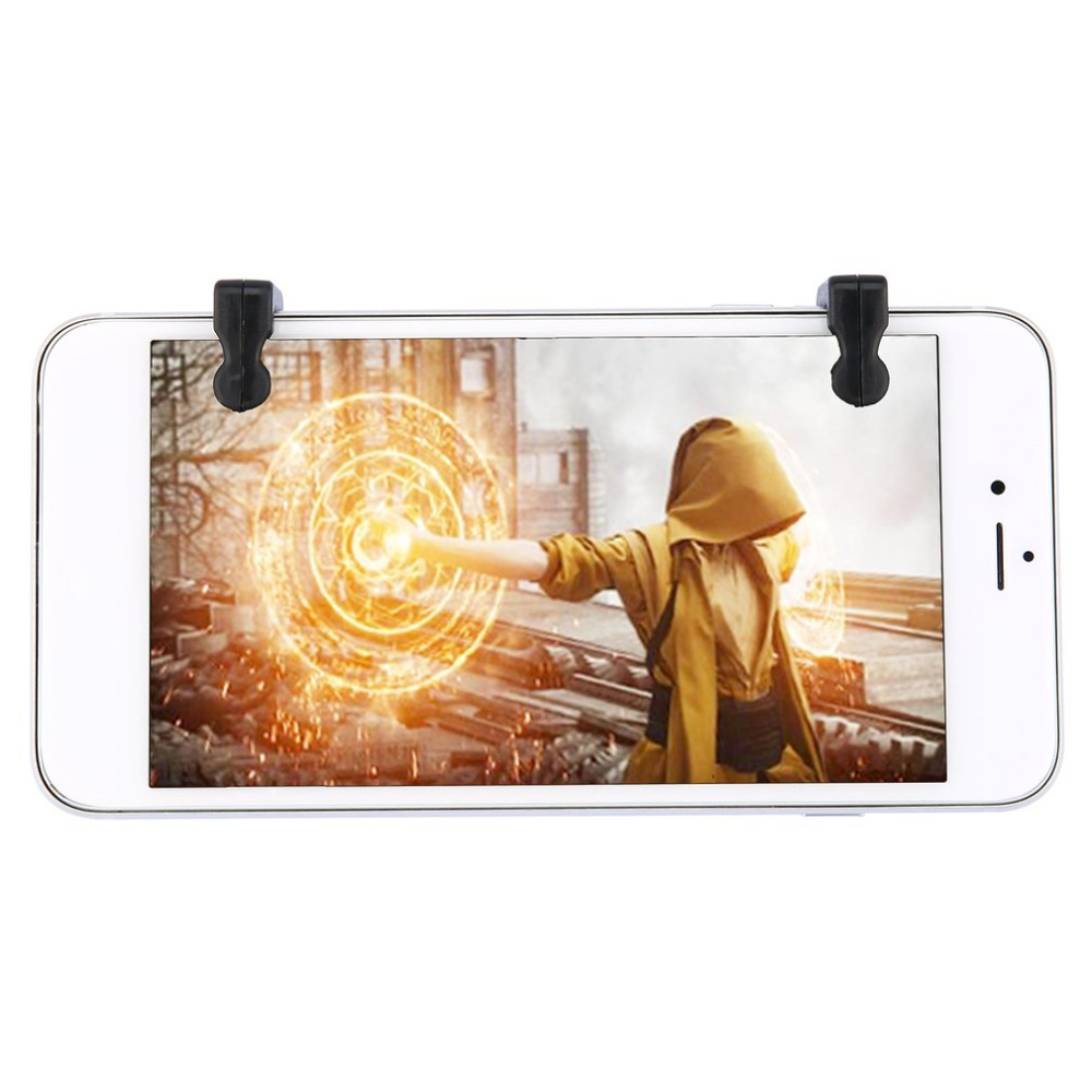 Gaming Trigger Fire Button Smart Phone Mobile Joysticks